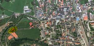 Naturspielhaus Standort